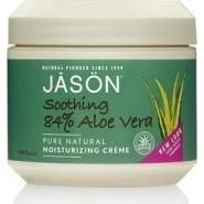 Jason (Κρέμες Προσώπου) -  Jason Soothing 84% Aloe Vera Crème 113gr